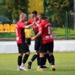 Podlesianka Katowice – Wyzwolenie Chorzów 8:0